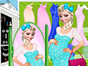 Elsa is pregnant and she must wardrobe more frequently than before.You can join Elsa at shopping and help her buy some beautiful dresses and jewelries.Have fun shopping with Elsa.